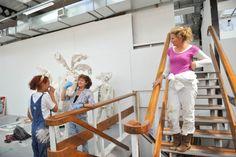 University for the Creative Arts - University for the Creative Arts - UCA Uk Universities, Ancient Architecture, Canterbury, Art Studios, Creative Art, Night Life, Contemporary Art, Art Gallery, University