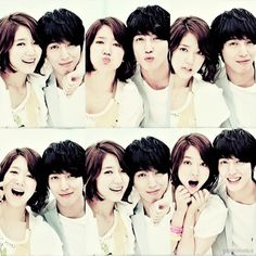Heartstrings OMG too cutee Famous Couples, Real Couples, It's Okay That's Love, My Love, Kdrama, Boys Before Flowers, Playful Kiss, Love Rain, Jung Yong Hwa