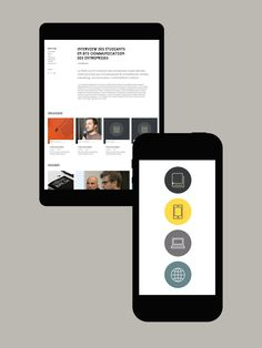 Campus, la fonderie de limage | Design: UI/UX. Apps. Websites | David |