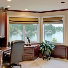 LUXURY HOME OFFICE I