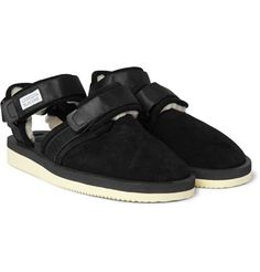 Suicoke - Shearling Sandals
