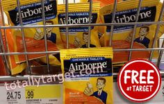 New $1/1 Airborne Coupon = as low as FREE