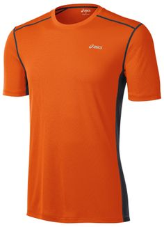 ASICS FujiTrail™ Mens Short Sleeve #workout #gear #running