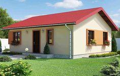 Proiecte de case de 60-70 mp - strictul necesar - Case practice