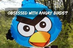 Discover the Angry Birds Knock On Wood game for kids. #kids #toys #games