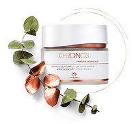 Natura Chronos Pote ainda mais bonitos.. com versão para o dia com Fps 30 / UVA 10 e antioxidantes  e para a noite com ação detox celular e hidratação profunda que potencializam a reparação noturno da pele!