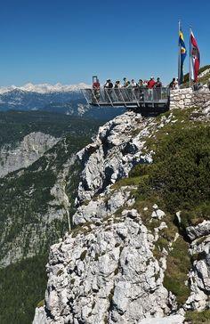 Dachstein, Austria - ©Carambol Austria, Mount Everest, Mountains, Nature, Travel, Viajes, Traveling, Nature Illustration, Off Grid