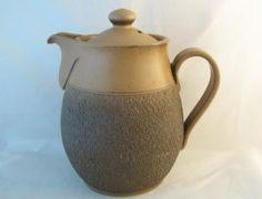Denby Pottery Cotswold Coffee Pot