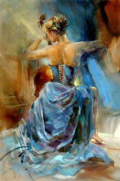 Anna Razumovskaya Blue Note 1