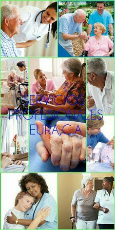 Somos jóvenes profesionales del área de enfermería que brinda cuidados  especializados en la comodidad de su