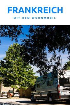 Die schönsten 7 Campingplätze der Provence - mit dem Wohnmobil in Frankreich.