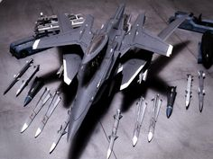 Stealth Aircraft, Fighter Aircraft, Military Aircraft, Fighter Jets, Military Gear, Futuristic Armour, Futuristic Art, Space Fighter, Airplane Fighter