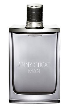 Introducing the first fragrance for men from Jimmy Choo. Jimmy Choo MAN Eau de Toilette is a powerfully fresh and modern fouge Perfume Parfum, Perfume And Cologne, Cologne Spray, Best Perfume, Perfume Bottles, Men's Cologne, Best Fragrance For Men, Best Fragrances, Aftershave