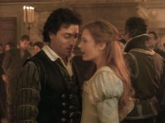 Catherine McCormack and Rufus Sewell