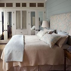 Small Master Bedroom Decorating Ideas | Get decorating and design ideas from some of our best master bedrooms.