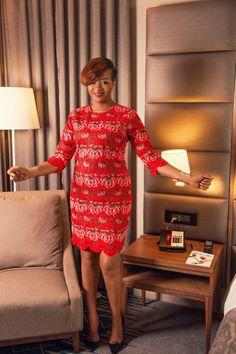 OSUN GW 17 African Inspired Clothing, Beautiful Ankara Styles, Fashion Wear, Womens Fashion, Raising Girls, African Fashion Dresses, Short Dresses, Style Inspiration, African Prints