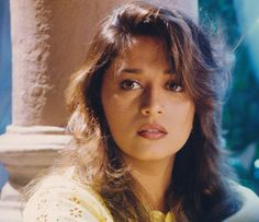 "madhuri-dixit: """"Madhuri Dixit in a deleted scene from Dil To Pagal Hai "" """