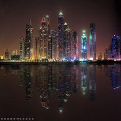 Photograph Dubai Marina iii by Ten:Dead:Pixels  on 500px