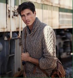 Ryan Kennedy for HE by Mango – Winter Catalogue