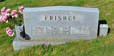 Allie Malona Cordellia <i>Forester</i> Frisbee