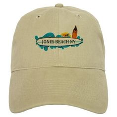 Amelia Island - Beach Design. Baseball Cap on CafePress.com