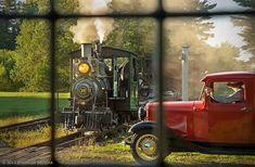 If you love trains you'll enjoy a visit to the Wiscasset Waterville & Farmington Railway museum on your next vacation in Maine. Here's a list of their 2018 events to help you plan your trip.