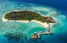Island Life - Makunudu Island