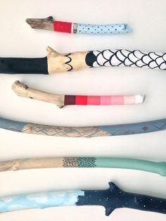 palos pintados
