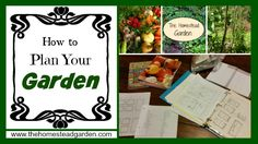 Learn how to plan your garden so that you can enjoy gardening fully, no stress or hassle at all. Garden planning can be fun and enjoyable too!