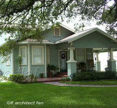 vintage bungalow house plans - Google Search