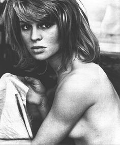Portrait of Julie Christie, by Terence Donovan.