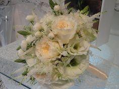 Bouquet da sposa rose inglesi, roses, polyantha, bridal bouquet, wedding