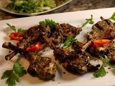 In Good Taste: Wow your guests with lovely lamb chops
