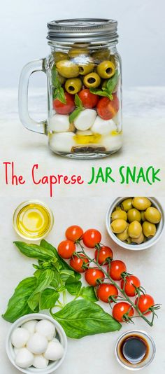 Mason Jar Snacks 4 Ways to Eat Clean + Prep Ahead! & Clean Food Crush Source by The post Eat Clean Always: Mason Jar Snacks 4 Ways appeared first on Die schönsten Salate. Mason Jar Meals, Meals In A Jar, Mason Jars, Clean Eating Snacks, Healthy Snacks, Healthy Eating, Healthy Recipes, Quick Snacks, Healthy Smoothies
