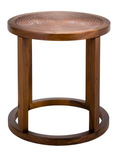 Lowell End Table from Safavieh Couture on Gilt