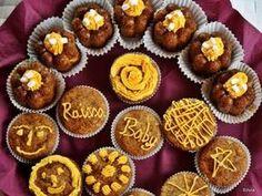 Briose cu banane, super pufoase, Rețetă Petitchef Brownies, Muffins, Food And Drink, Cupcakes, Snacks, Breakfast, Sweet, Desserts, Sweets