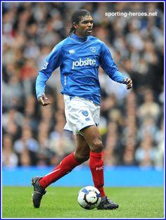 Nwankwo Kanu - Portsmouth FC - League Appearances