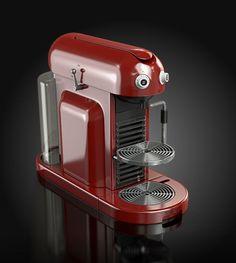 Coffe Machine creatures