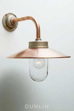 Chelsea Outdoor Wall Light Bronze - can use indoors too I'm sure