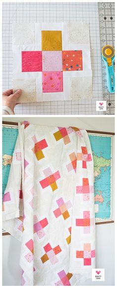 Vintage Quilts Patterns, Scrappy Quilt Patterns, Modern Quilt Patterns, Scrappy Quilts, Quilt Blocks, Longarm Quilting, Quilting Fabric, Quilting Tutorials, Quilting Designs