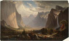 """Yosemite Valley"""