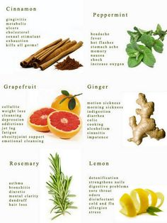 alternative medicine with common foods