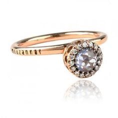 selim mouzannar rose gold ring #jewelry