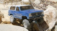 CKRC Hobbies has the Vaterra 1986 Chevrolet Blazer Ascender Lifted Trucks, Chevy Trucks, Rc Crawler, K5 Blazer, Four Wheel Drive, Rc Cars, Monster Trucks, Jeeps, Kit