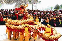 Chinese dragons play an important role in Chinese culture, in legends, festivals, astrology, art and idioms. They are quite different from Western dragons!