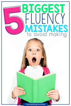 There are a lot of misconceptions about reading fluency and how to teach it. As a result, teachers are making major mistakes without even realizing it! This 4 part blog series focuses on fluency and ways to explicitly teach fluent reading strategies to elementary students. Teachers can also learn about engaging fluency activities for students to practice the skills during guided reading, independent reading or literacy centers. #TheReadingRoundup #fluency