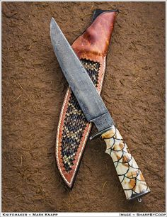 Photos SharpByCoop • Gallery of Handmade Knives - Page 49