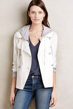 Layered Solin Jacket - anthropologie.com