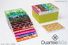 Libretas Prints Colors