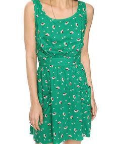 casual summer dress...